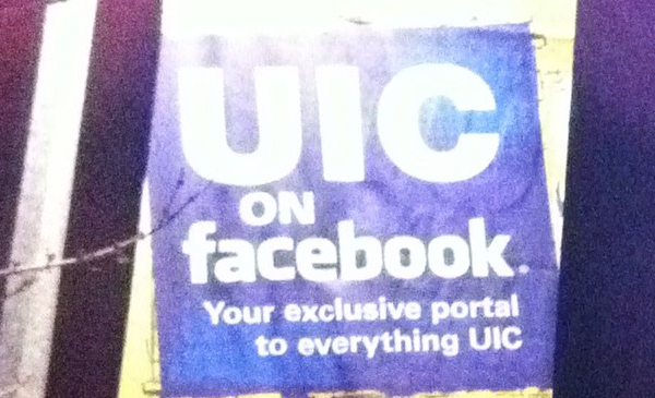 close up of UIC facebook banner